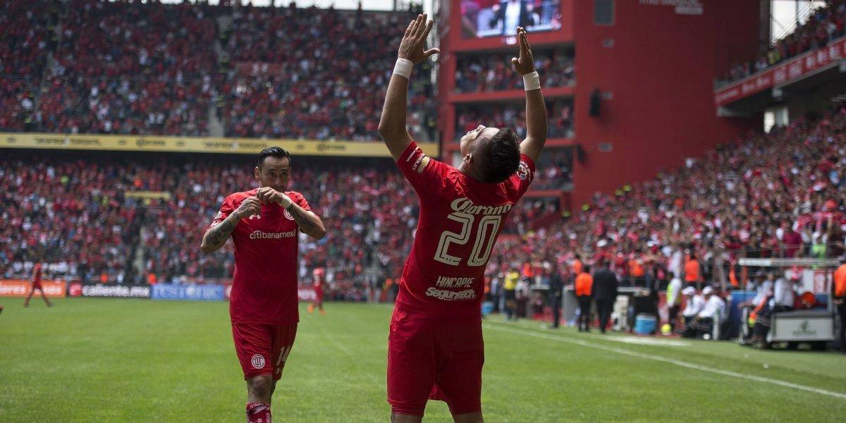 Toluca es finalista del Clausura 2018
