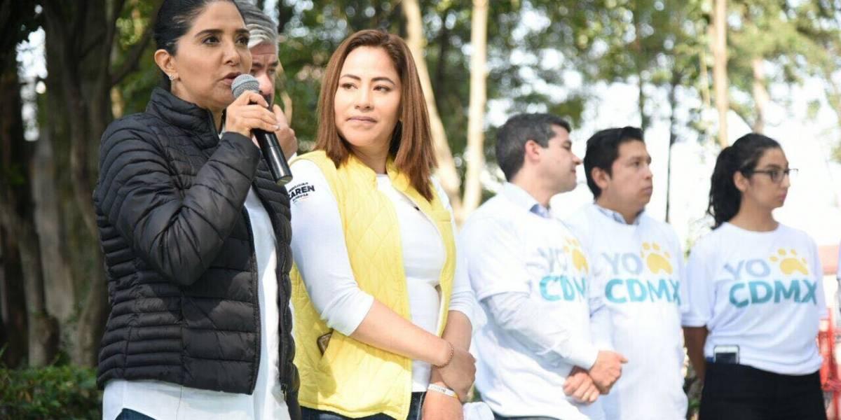 Alejandra Barrales presenta plan de protección animal