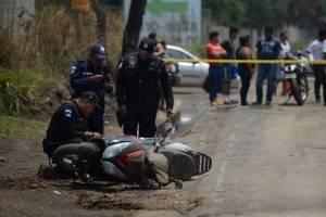 Asesinan a presunto pandillero en Villa Nueva