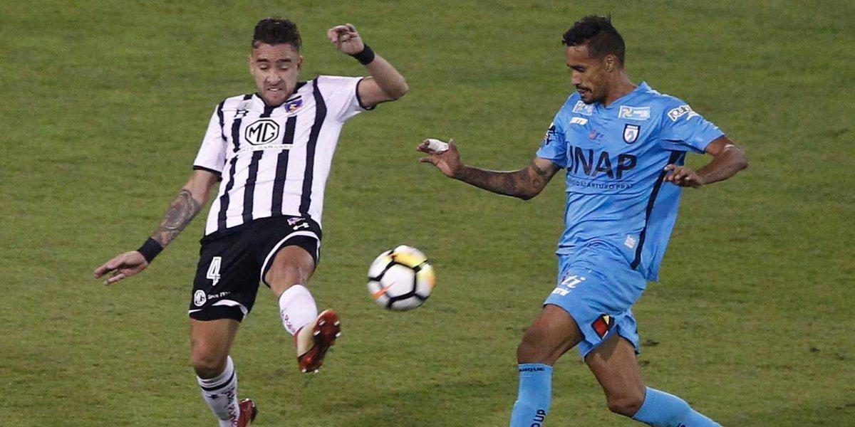 """Zaldivia reconoce la presión de Colo Colo ante Bolívar: """"Solo nos sirve ganar y la diferencia de gol es importante"""""""