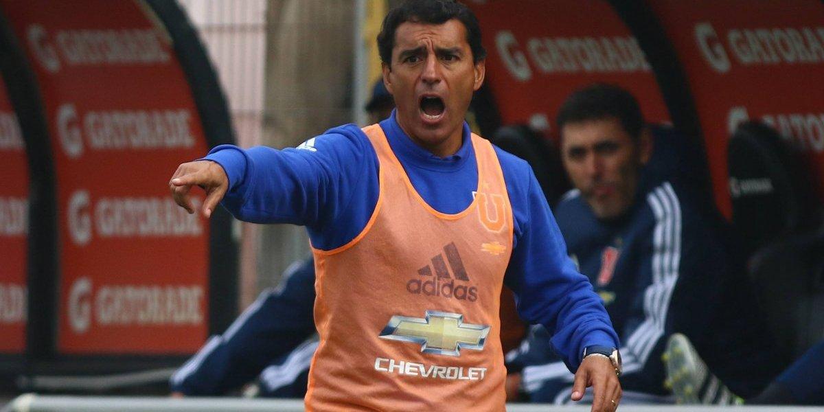 Ese Huevito quiere sal: Valencia se posiciona como candidato fijo para la banca de la U