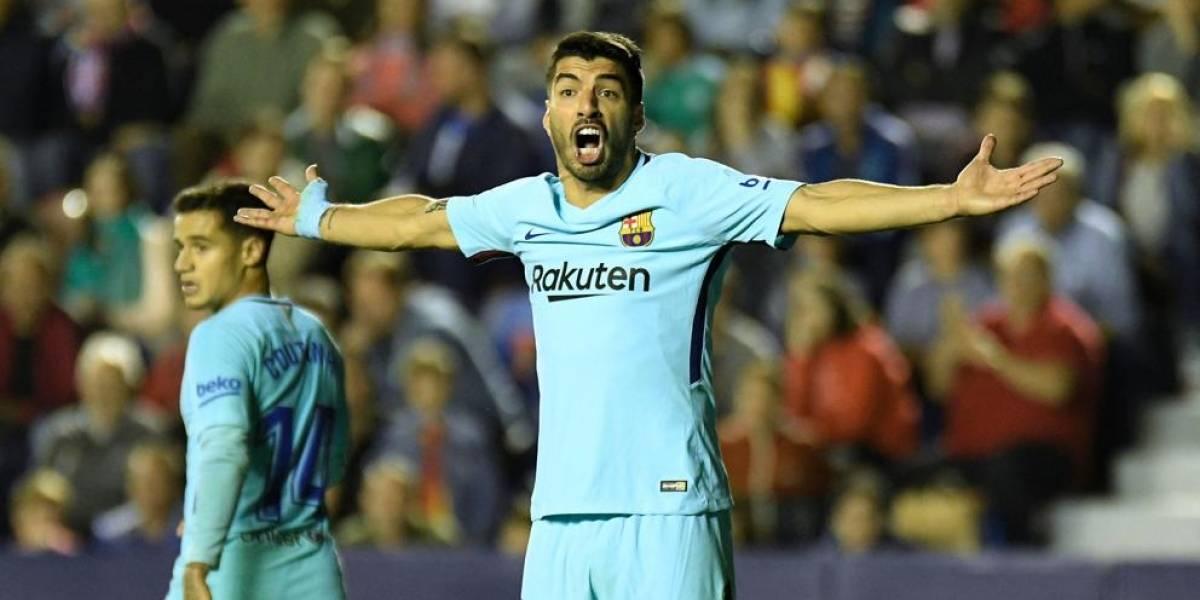 Se acabó la racha del Barcelona