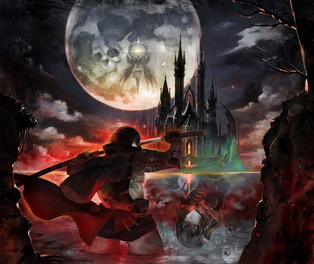 Castlevania: Curse of the Moon