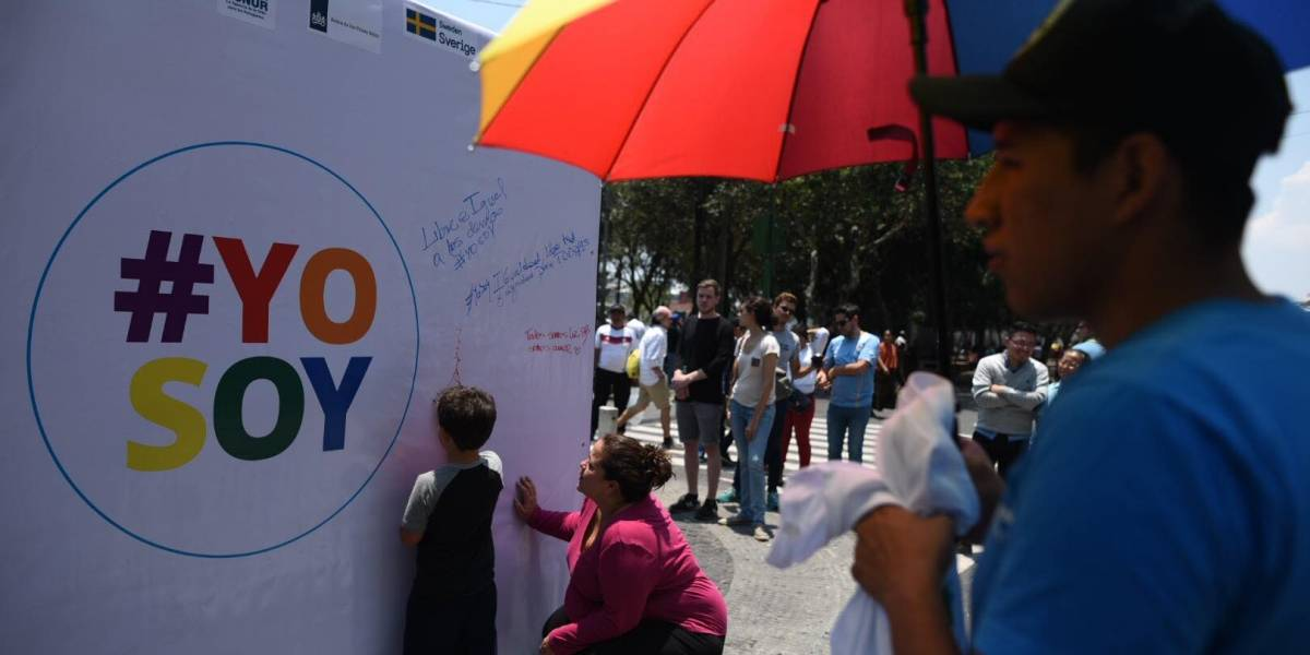 """El """"Igualómetro"""", una cabina donde se reflexiona sobre las etiquetas a la comunidad LGBTI"""