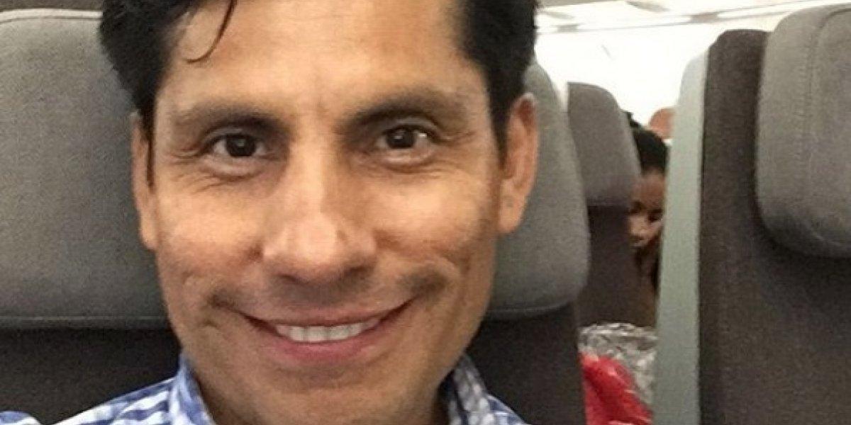 Jefferson Pérez envía un mensaje al presidente de la república, Lenín Moreno