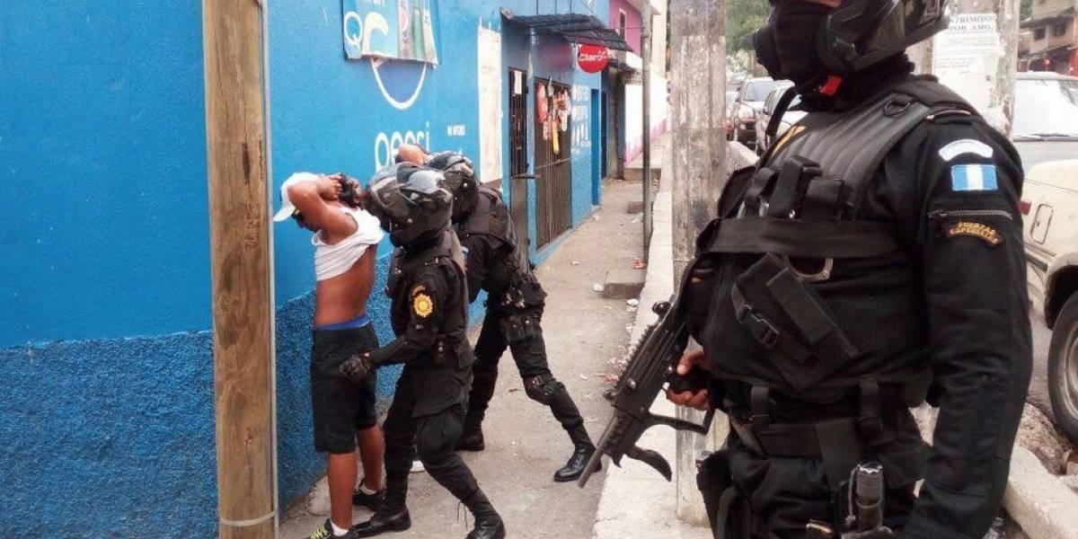 PNC no registra ningún homicidio en la capital y anuncia operativos