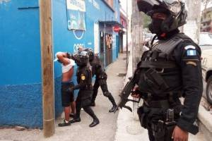 Los constantes operativos han impacto en la violencia del país.