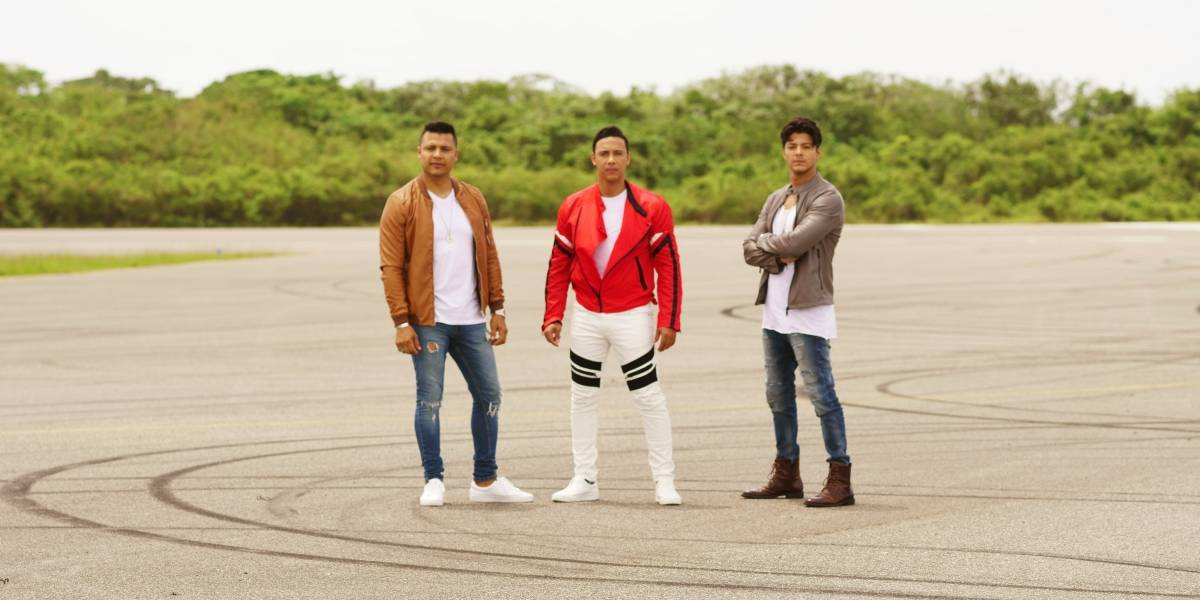 """Ciudad de Ángeles graba video de nuevo sencillo """"Pegao"""""""