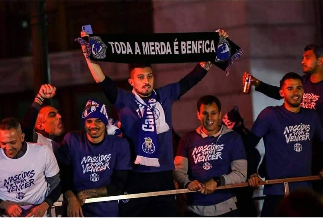 Celebración del Porto