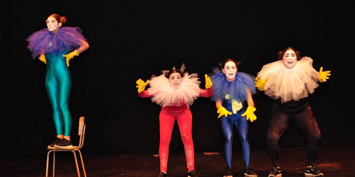 Buenas obras teatrales presentadas en el encuentro anual del Domínico Americano