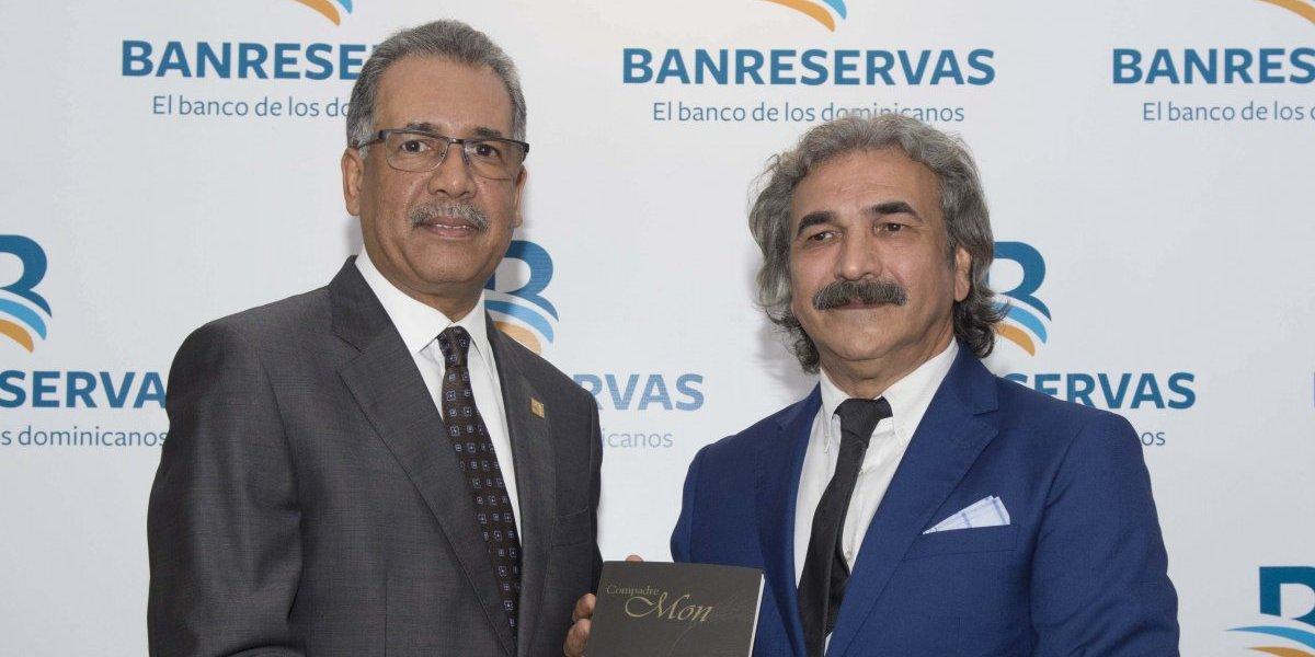 #TeVimosEn: El Banco de Reservas  presentó nueva edición del libro Compadre Mon