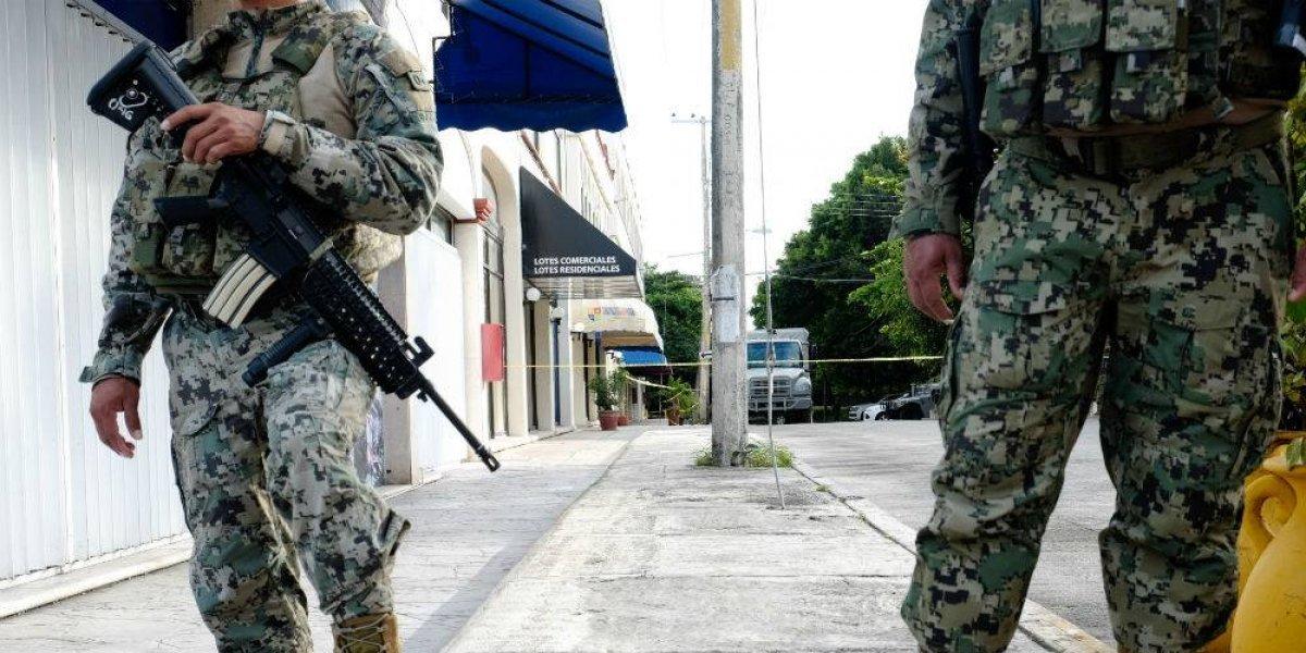 Dan prisión preventiva a presunto homicida de 3 militares en Coyuca