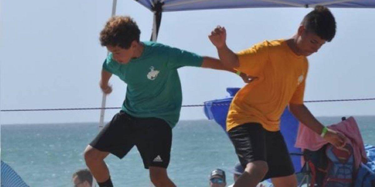 """Fundación Ricky Martin celebrará su tercera edición del """"Tau Beach Soccer Jam"""""""