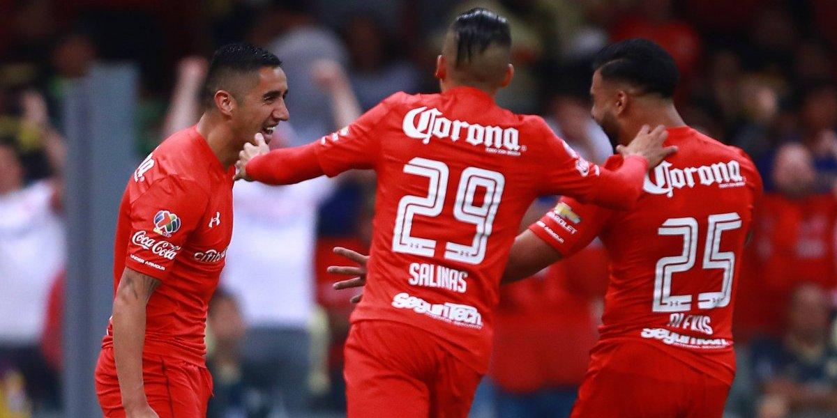 Osvaldo González irá por el título del fútbol mexicano junto a Toluca