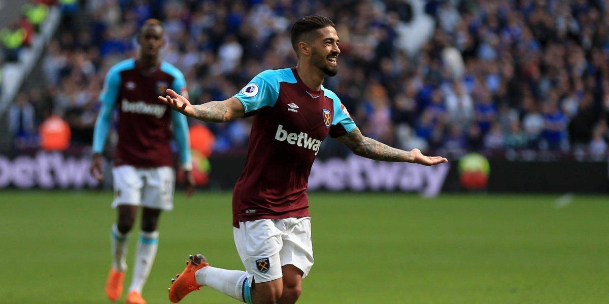 Sin 'Chicharito', West Ham obtiene victoria en el cierre de la Premier League