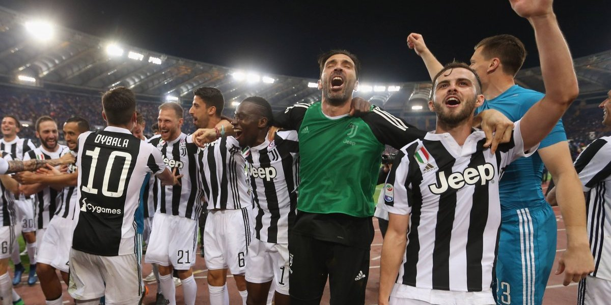 El Calcio tiene dictador: Juventus se coronó heptacampeón de la Serie A italiana