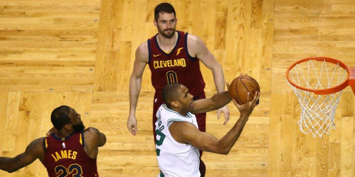 Boston Celtics marca territorio en el inicio de la final del Este en la NBA