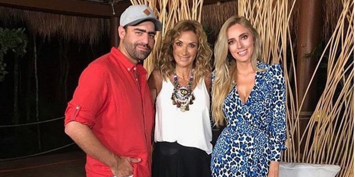 Shanik Aspe confunde a Adela Micha con... ¿Atala Sarmiento?
