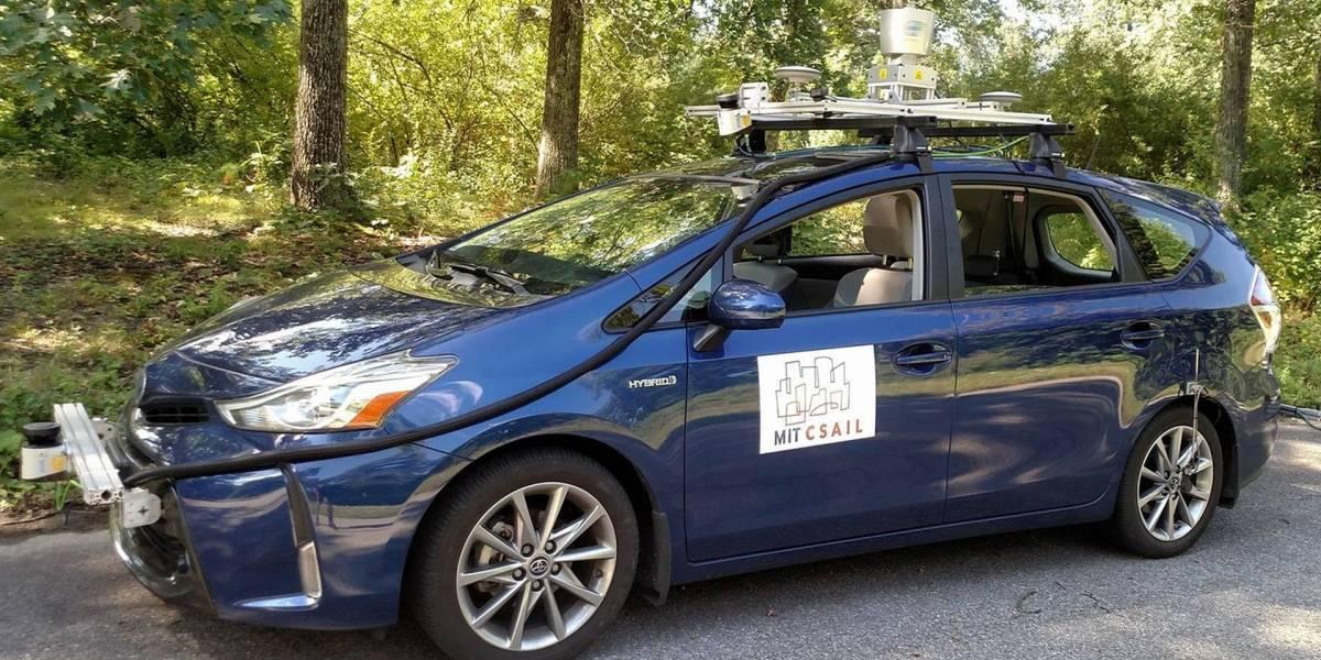 MIT desarrolla un sistema para que los coches autónomos circulen sin mapeado 3D