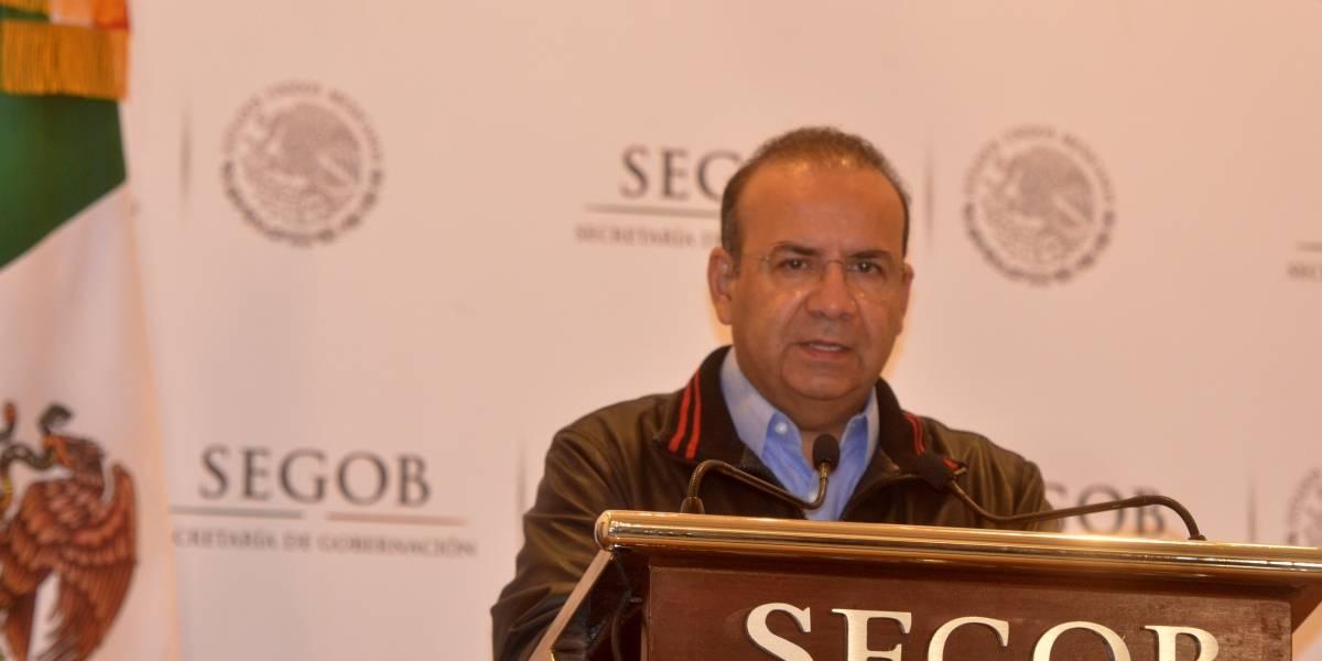 Segob llama a presidenciales a diálogo por la civilidad en proceso electoral