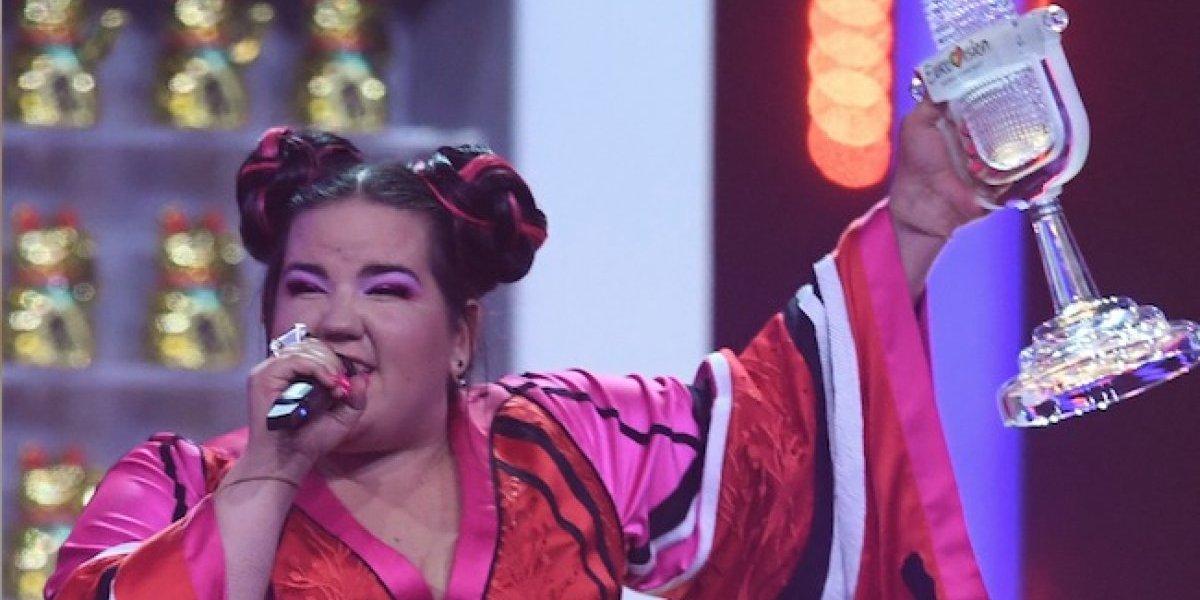¿Quién es la extravagante Netta Barzilai, la ganadora de Eurovision?