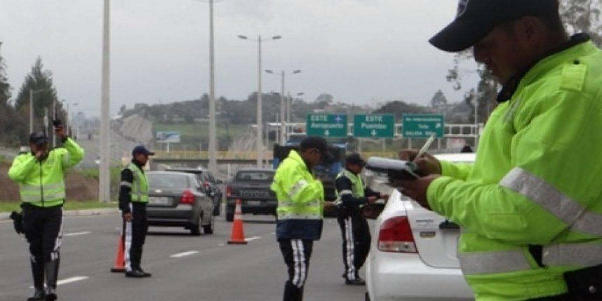 Cincuenta y cinco conductores fueron arrestados previo al Día de la Madre