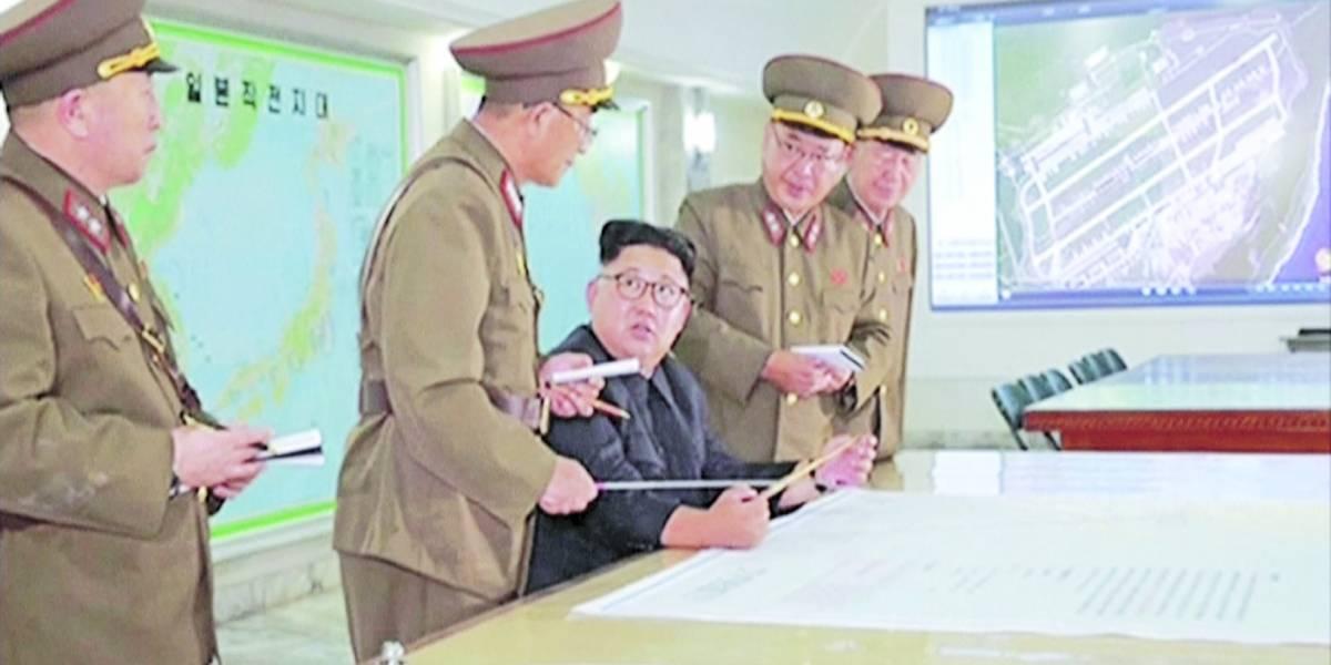 Trump mira ahora a Norcorea con gratitud y desconfianza