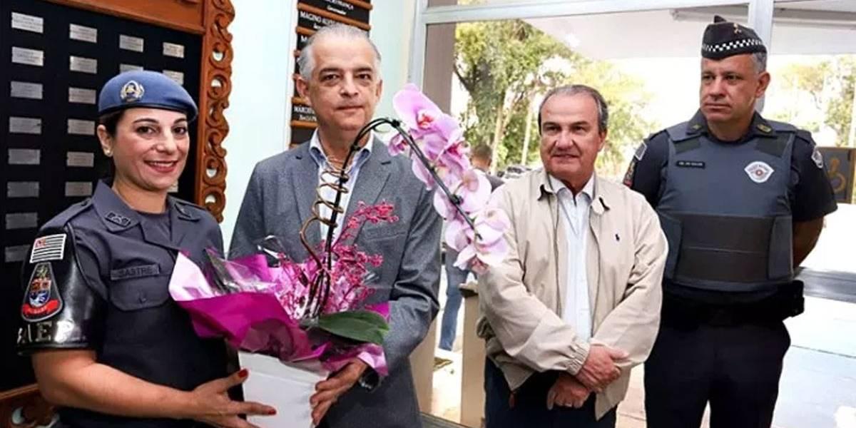 PM que impediu assalto e matou ladrão é homenageada no Dia das Mães