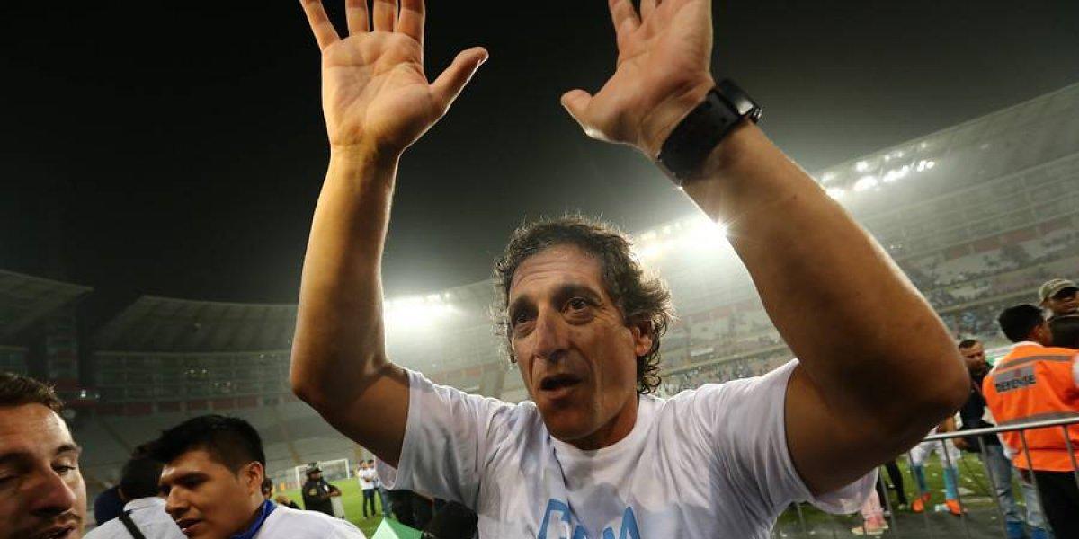 Mario Salas se consagra campeón del torneo de verano en Perú con Sporting Cristal