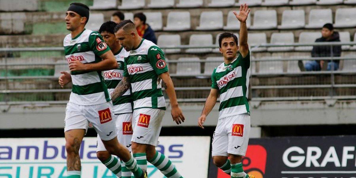 Temuco se impulsa con el vuelito de la Sudamericana y sale del último lugar del torneo