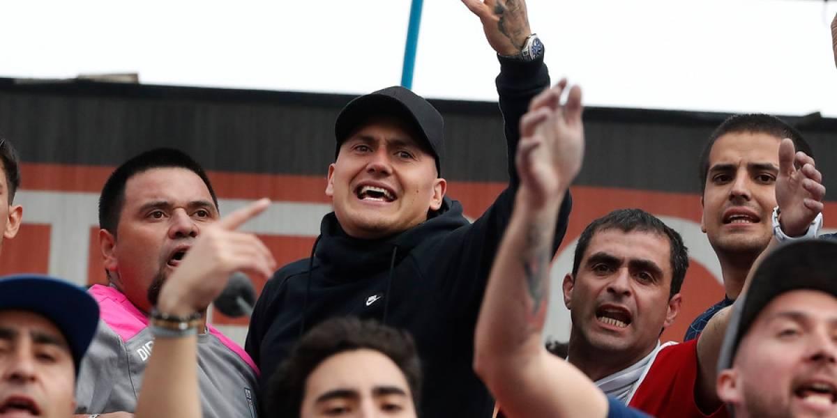 Nico Castillo se multiplicó para vivir el Clásico Universitario mientras define su regreso a Europa