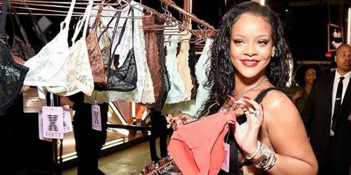 GALERÍA: Rihanna saca provecho de sus nuevas curvas