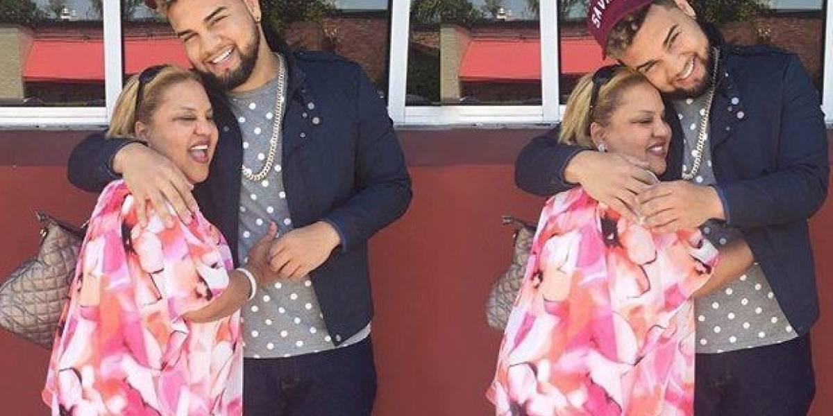 Lejuan James sacude las redes sociales con regalo a su madre