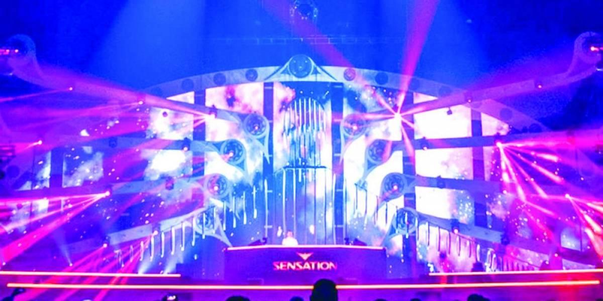 Sensation: La Arena Monterrey se pinta de blanco con acordes electrónicos