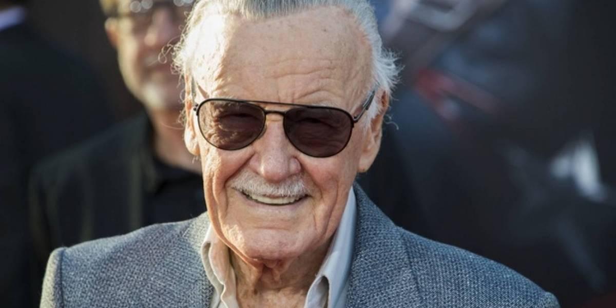 Este fue el primer tuit de Stan Lee tras tomar control de su Twitter