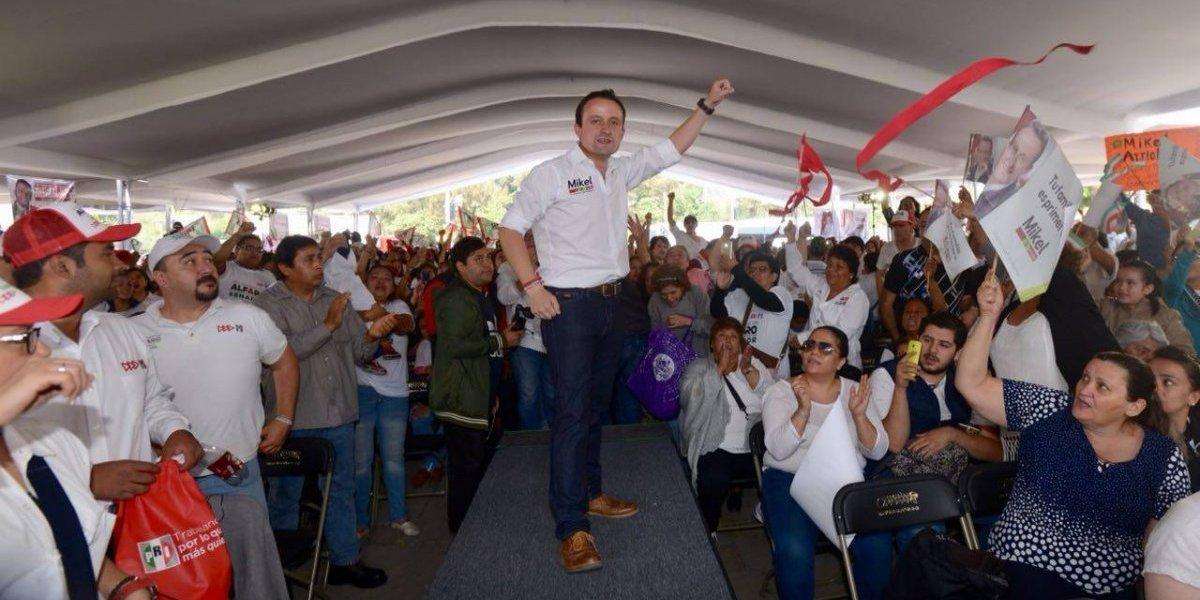 Víctor Hugo Lobo debe ir a la cárcel, asegura Mikel Arriola en la GAM