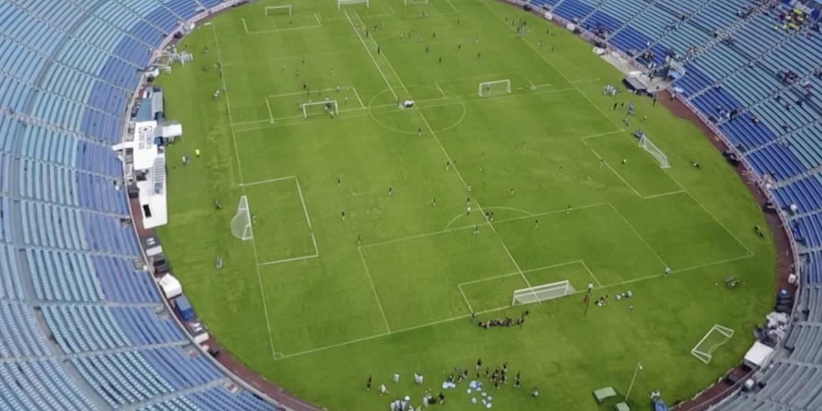 VIDEO: Estadio Azul sigue vibrando con el futbol