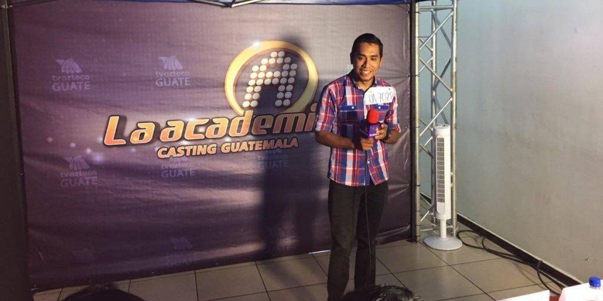 """¿Quién será el próximo guatemalteco que represente al país en """"La Academia""""?"""