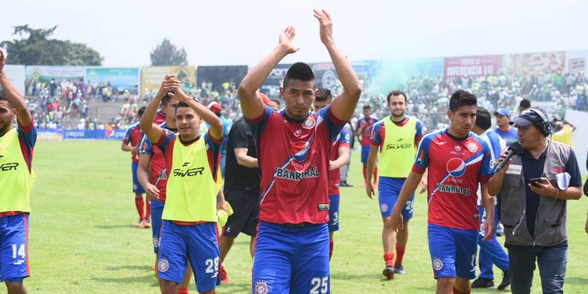 Xelajú tumba al campeón y clasifica a las semifinales del Clausura