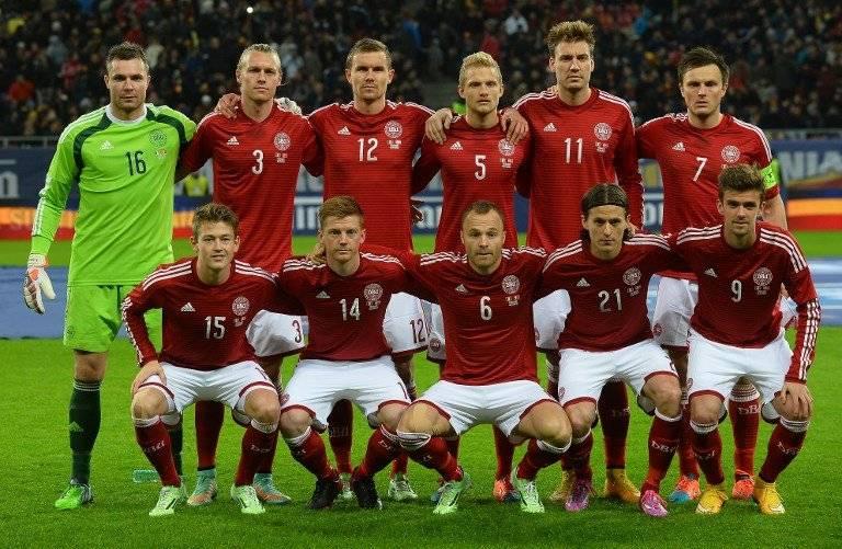 Los daneses vuelven a una justa mundialista