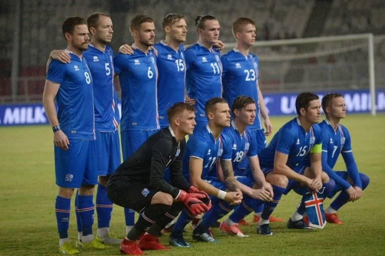 Islandia jugará su primera Copa del Mundo