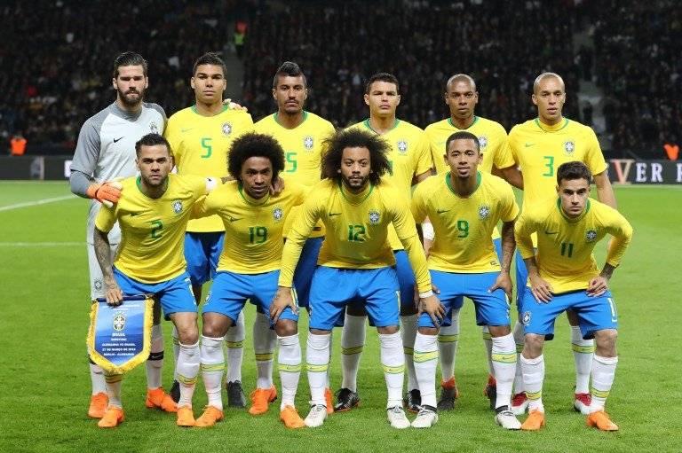 Los brasileños se reportan listos para el Mundial