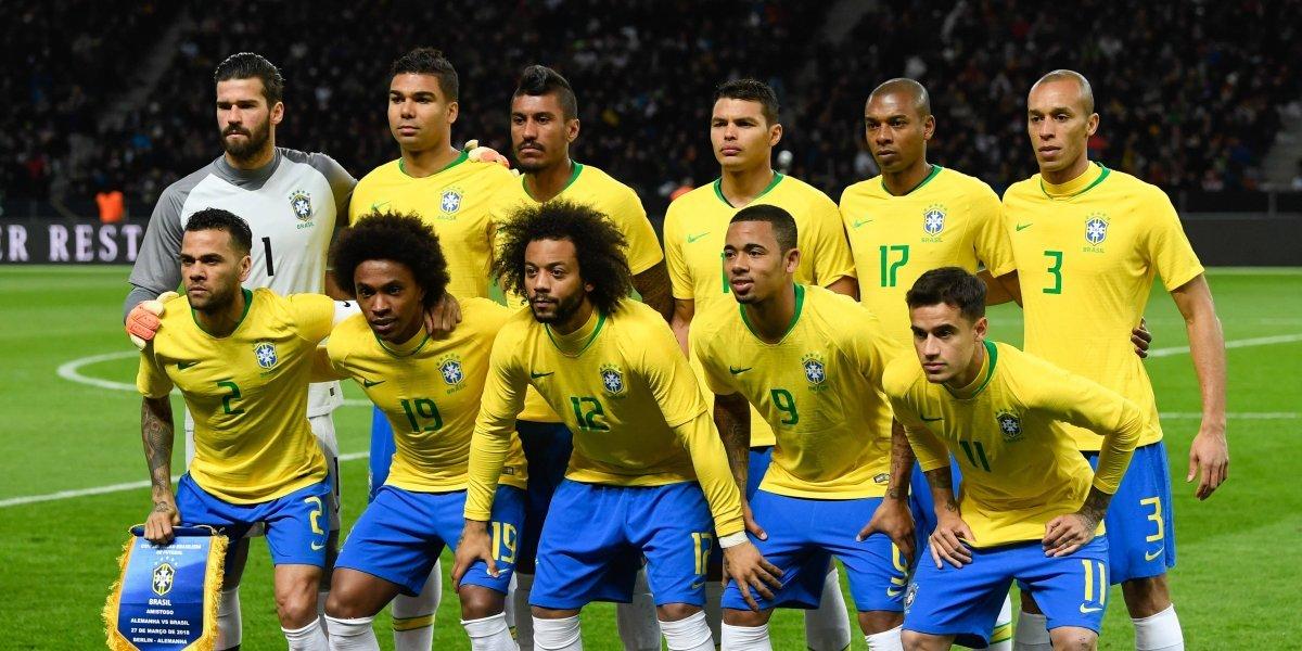 ¡Sin sorpresas ni rodeos! Tite reveló los 23 jugadores de Brasil para el Mundial Rusia 2018