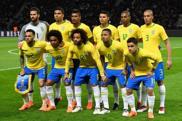 Lista oficial de convocados de Brasil para Mundial Rusia 2018