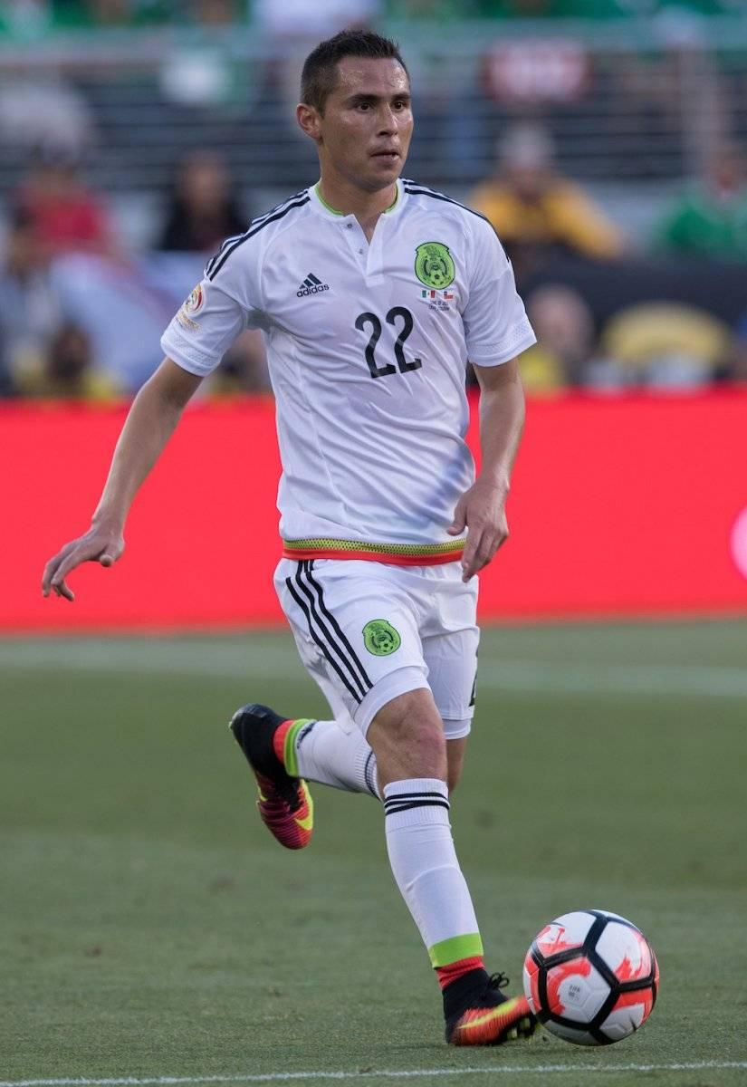 Paul Aguilar / Mexsport