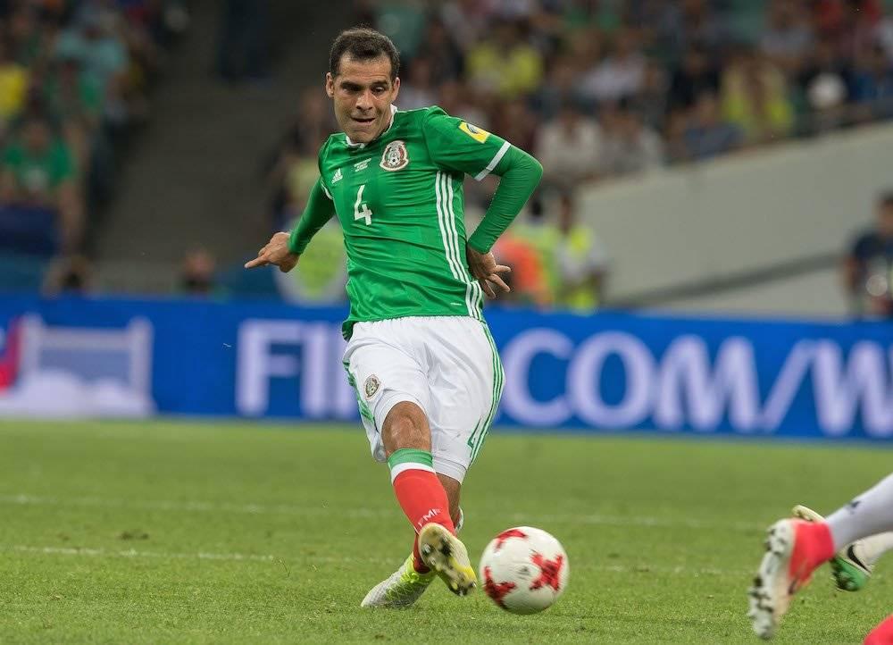 Rafael Márquez / Mexsport