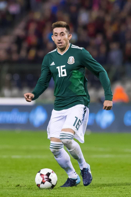 Héctor Herrera / Mexsport