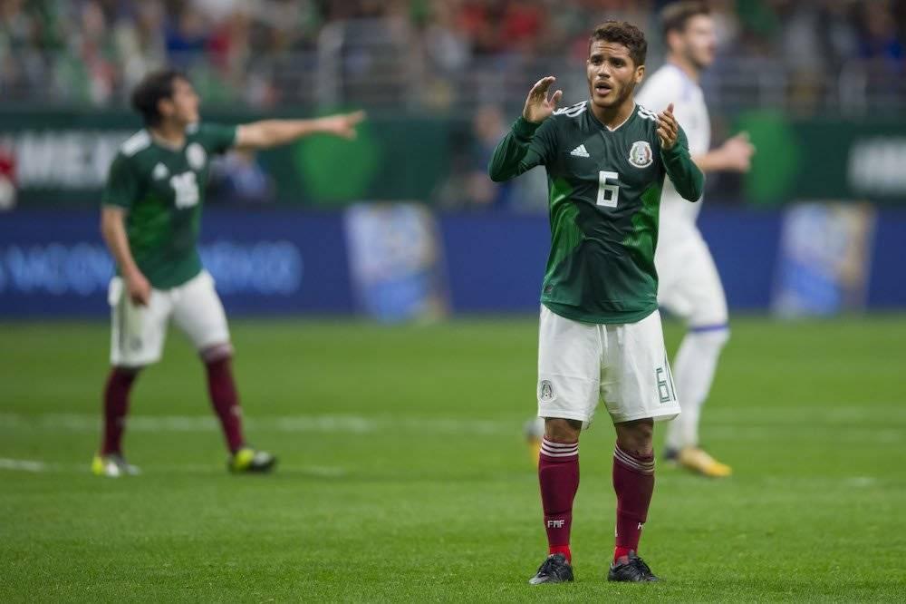Jonathan dos Santos / Mexsport