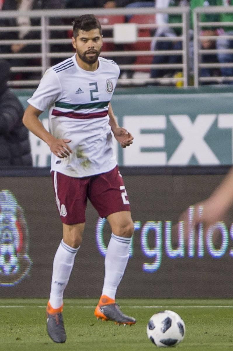 Néstor Araujo / Mexsport
