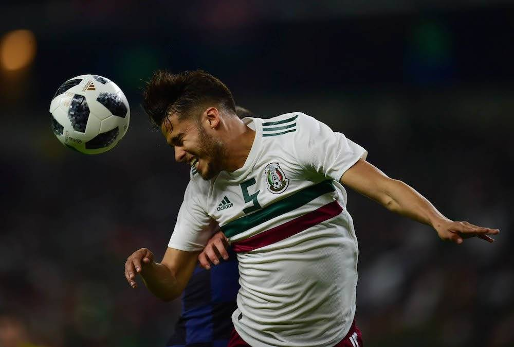 Diego Reyes / Mexsport